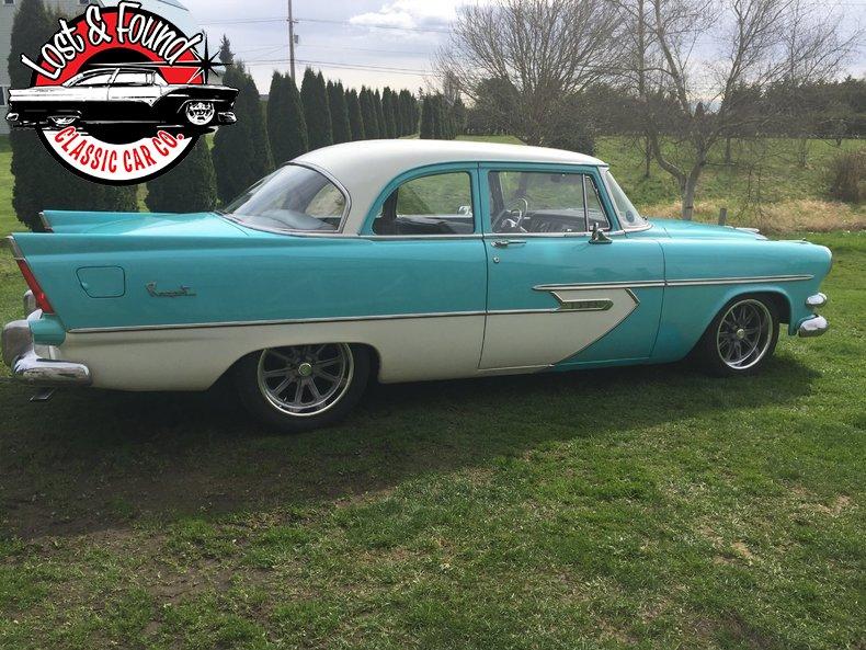 1956 Dodge Regent 999999 Miles Blue White 350 Ls1 4 Speed
