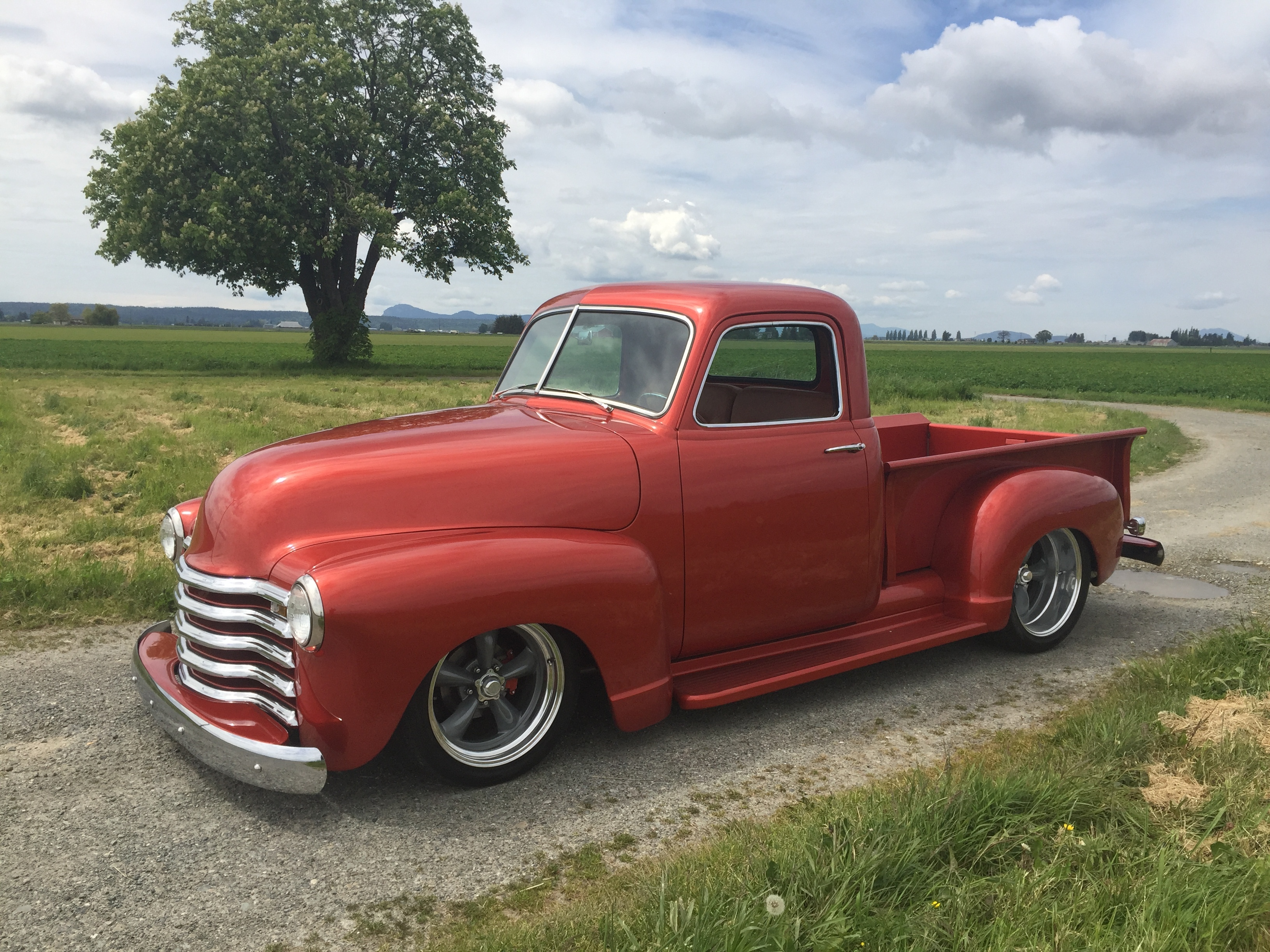 1952 Chevrolet 1 2 Ton Pickup Lost Amp Found Classic Car Co