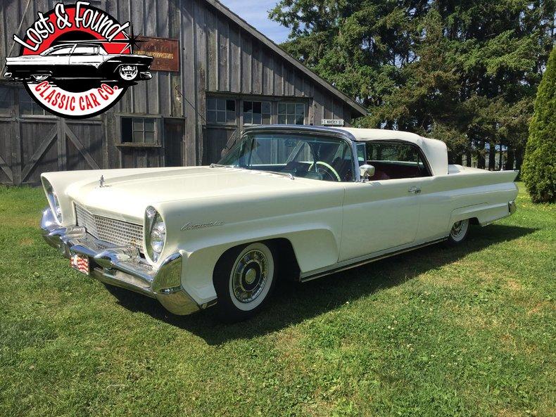 1958 Lincoln Mark III
