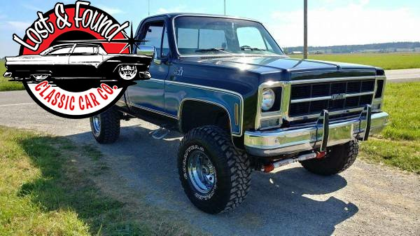 1979 GMC High Sierra