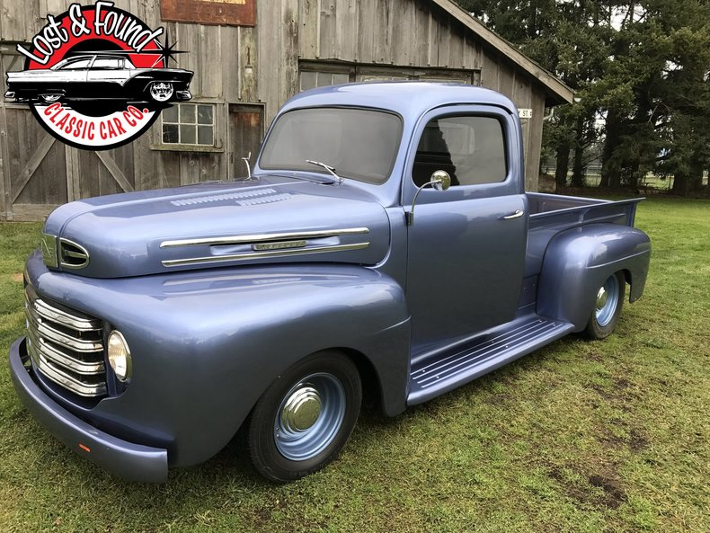 1949 Mercury Pickup