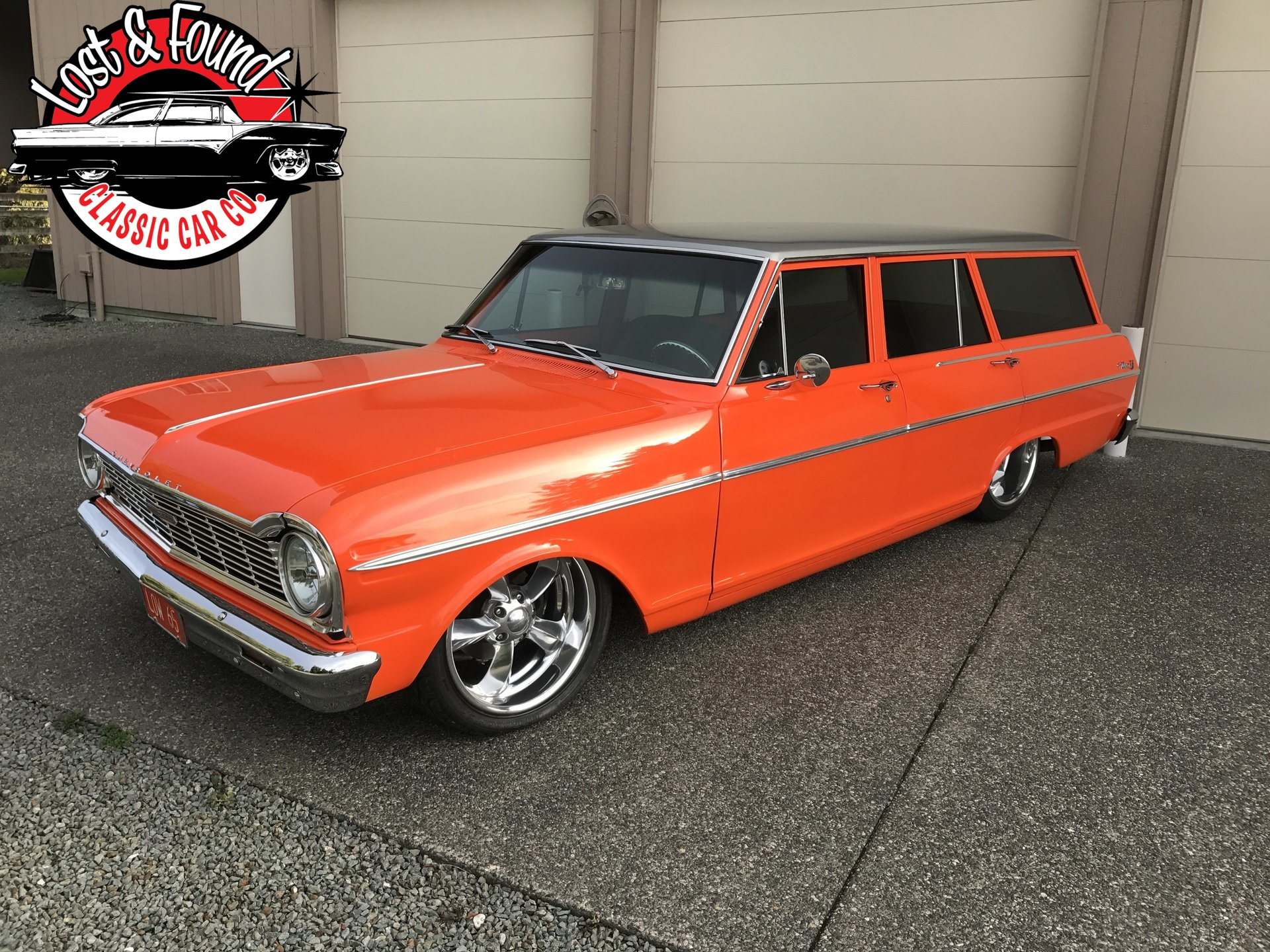 38776809b742 hd 1965 chevrolet nova 2 wagon pro touring