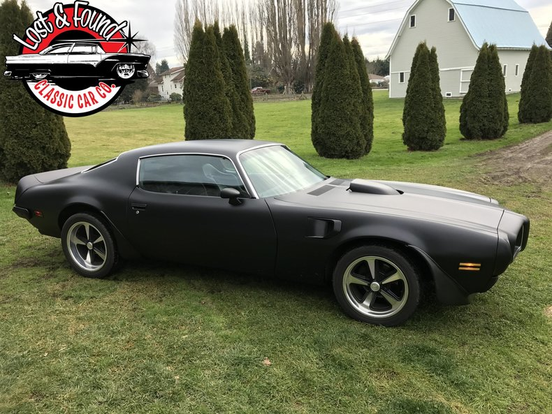 1971 pontiac firebird transam clone for sale 78435 mcg