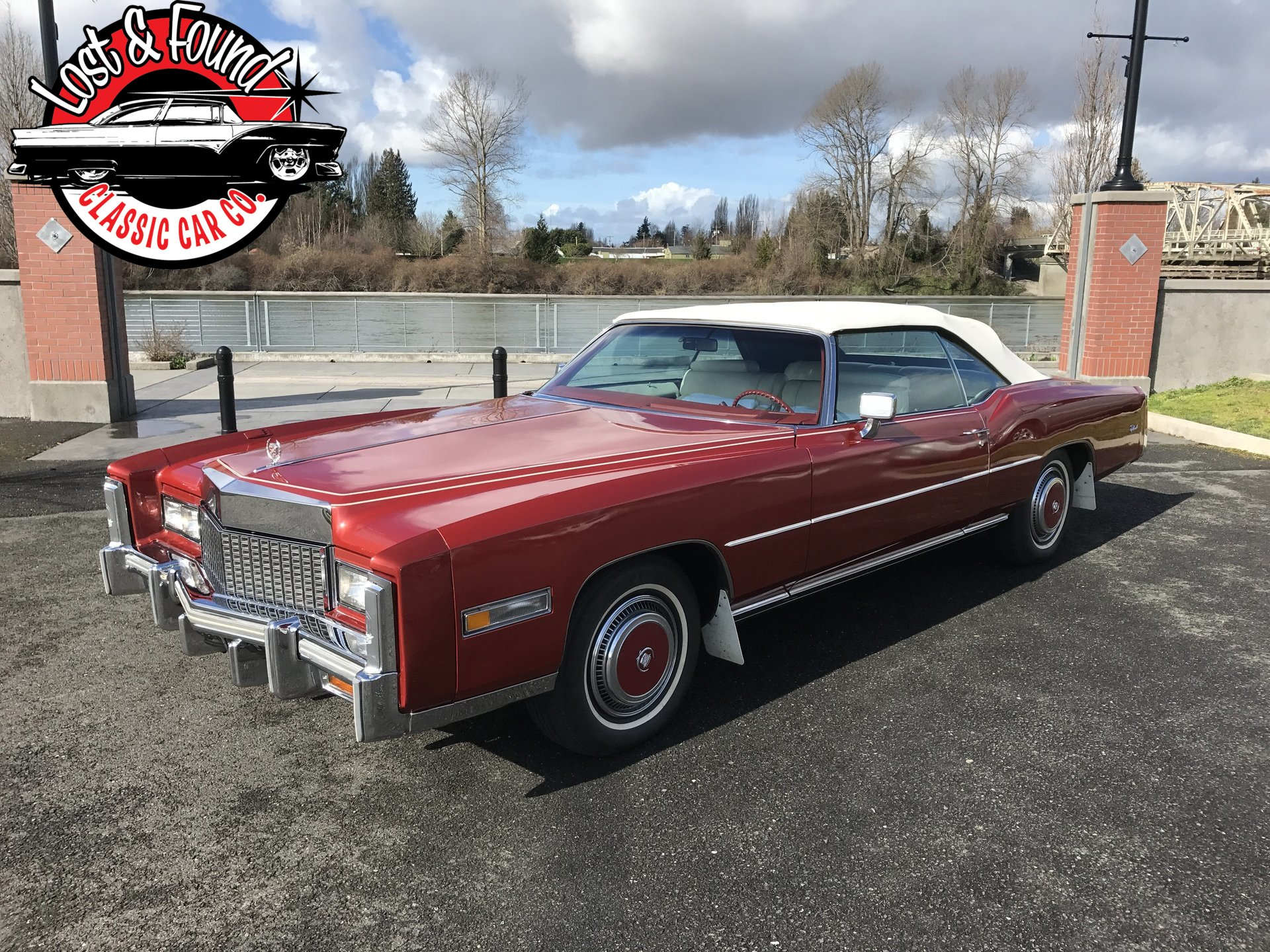 sold september melbourne lot eldorado auction monday shannons spring convertible cadillac classic auctions rhd
