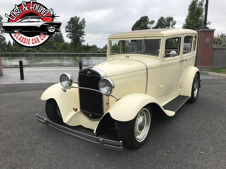 1931 Ford Sedan Street  Rod
