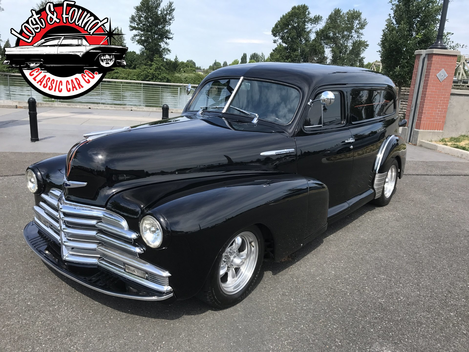 51631cc61dd9 hd 1948 chevrolet sedan delivery