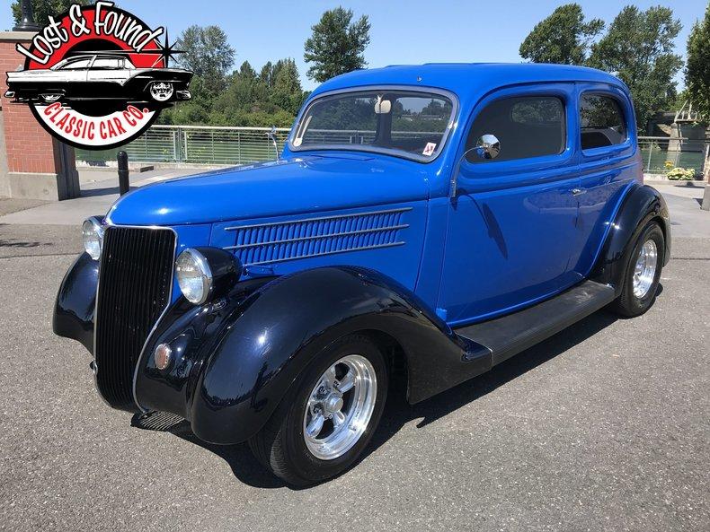 1936 Ford 2 Door Sedan Street rod