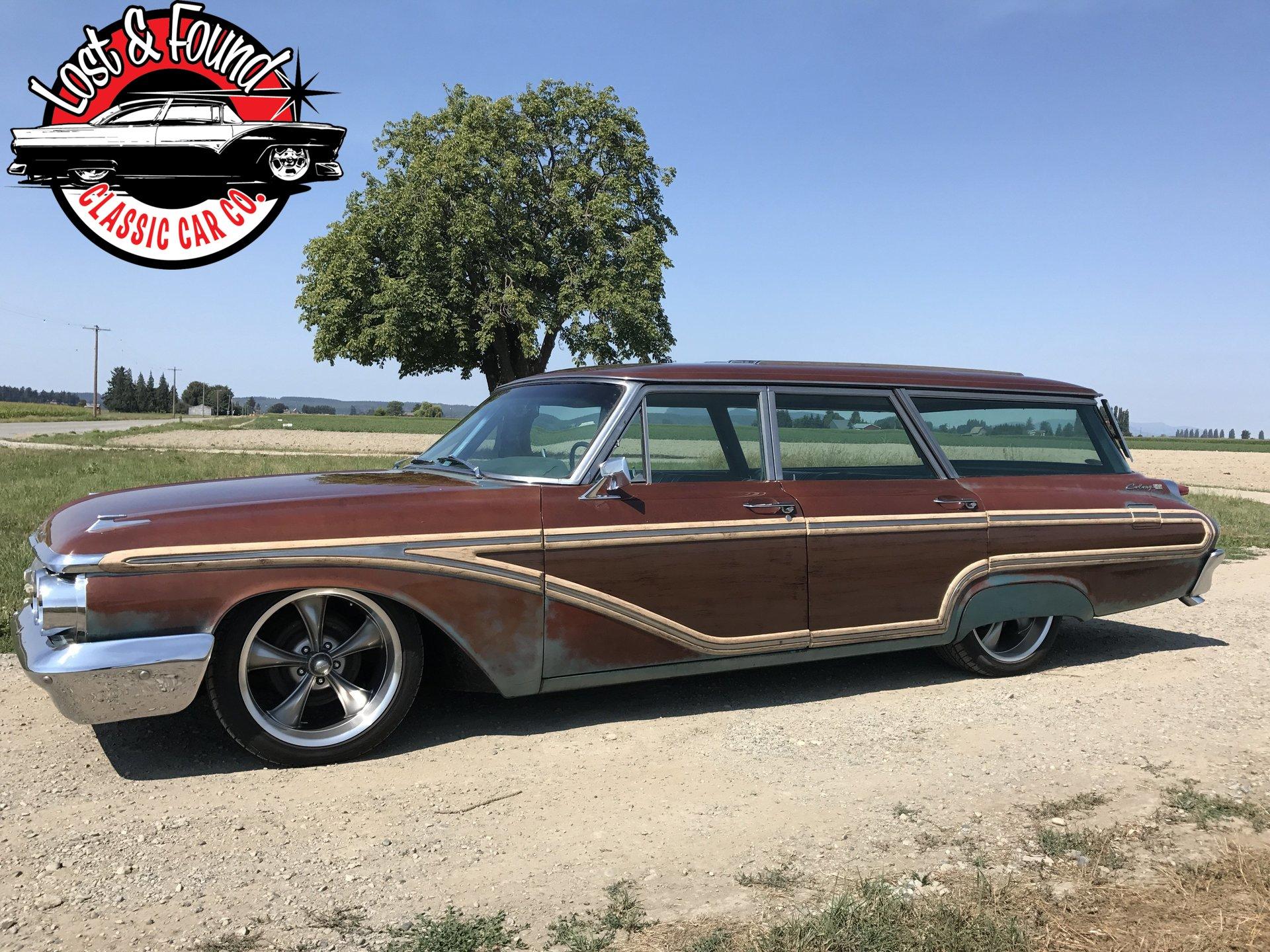 1962 Mercury Colony Park Wagon For Sale 98808 Mcg