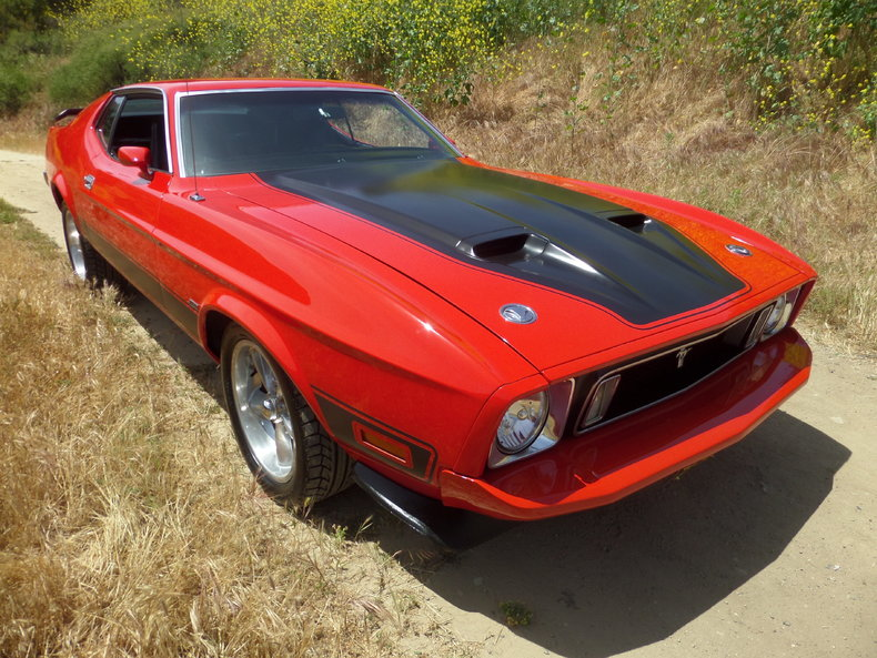 1973 ford mustang | my classic garage