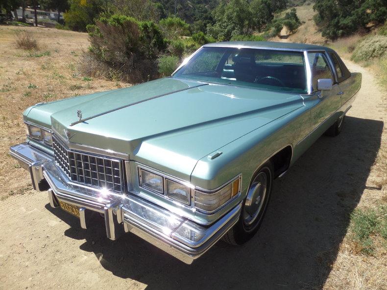 1976 Cadillac Coupe Deville Laguna Classic Cars