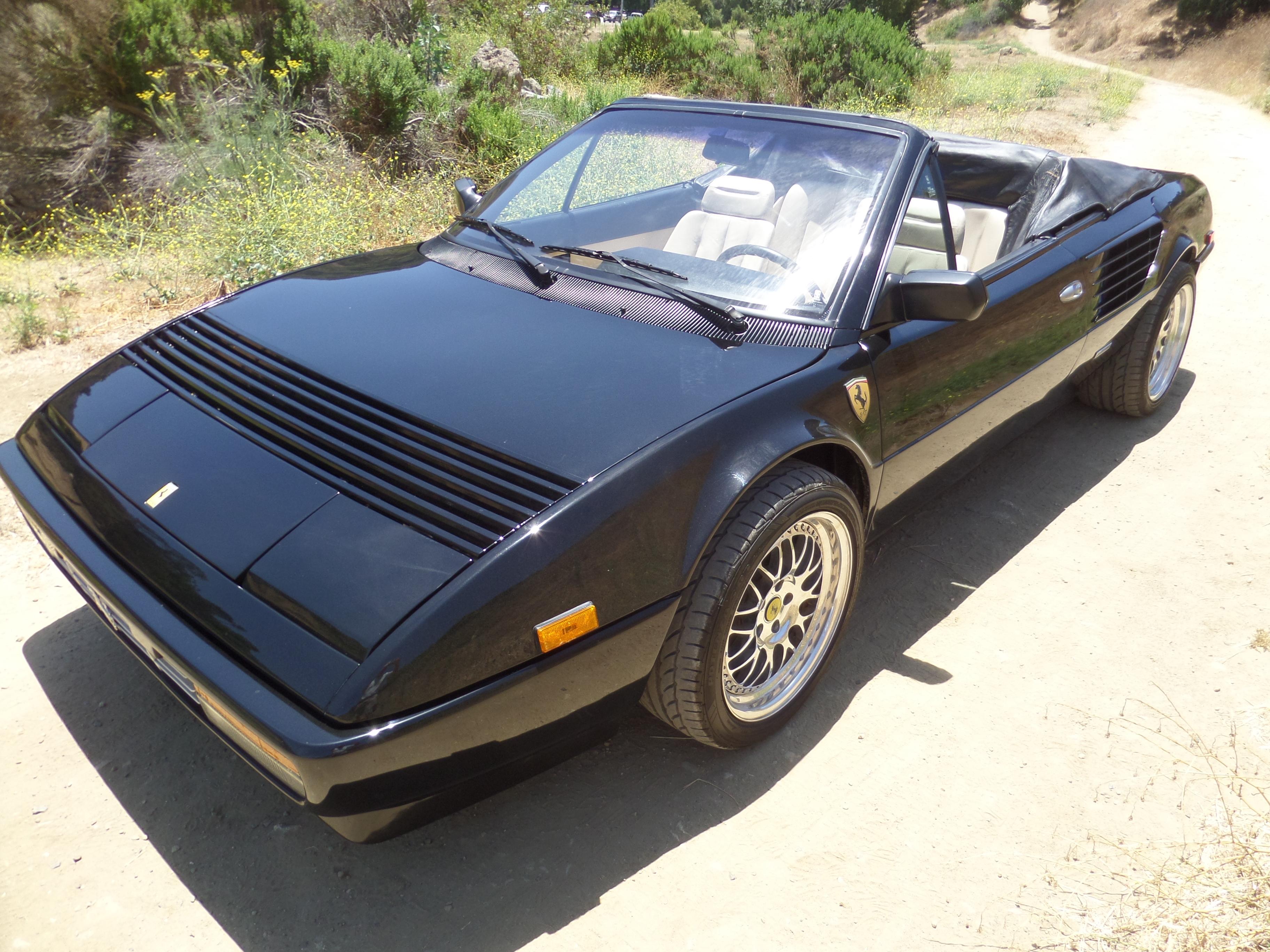 1986 Ferrari Mondial   Laguna Classic Cars & Automotive Art