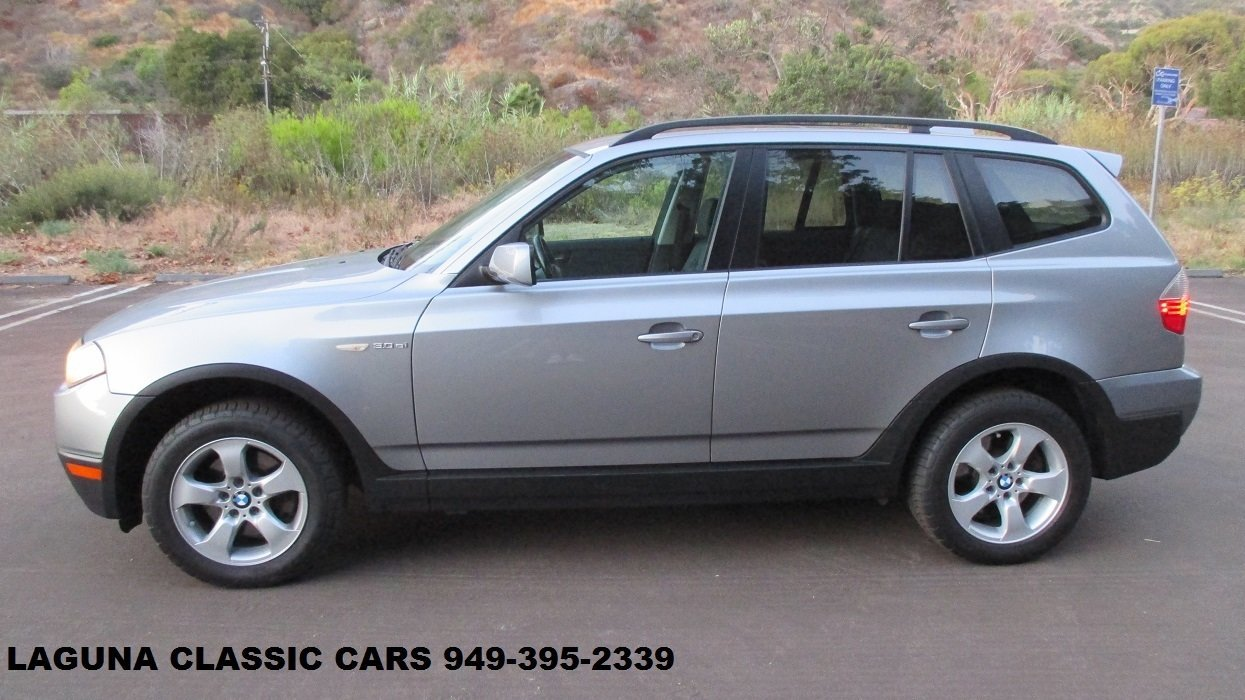 2008 bmw x3 for sale 67328 mcg. Black Bedroom Furniture Sets. Home Design Ideas