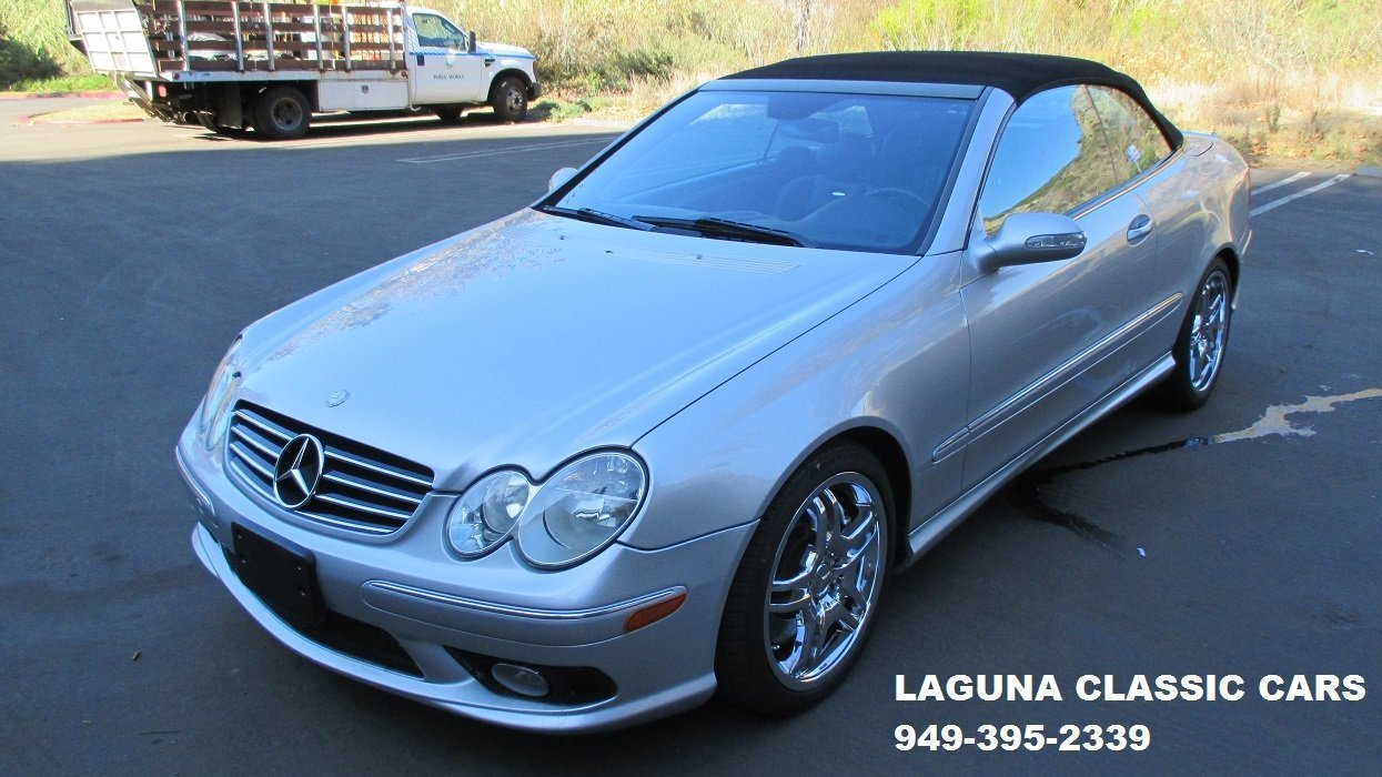 601743e3c77b hd 2005 mercedes benz clk55
