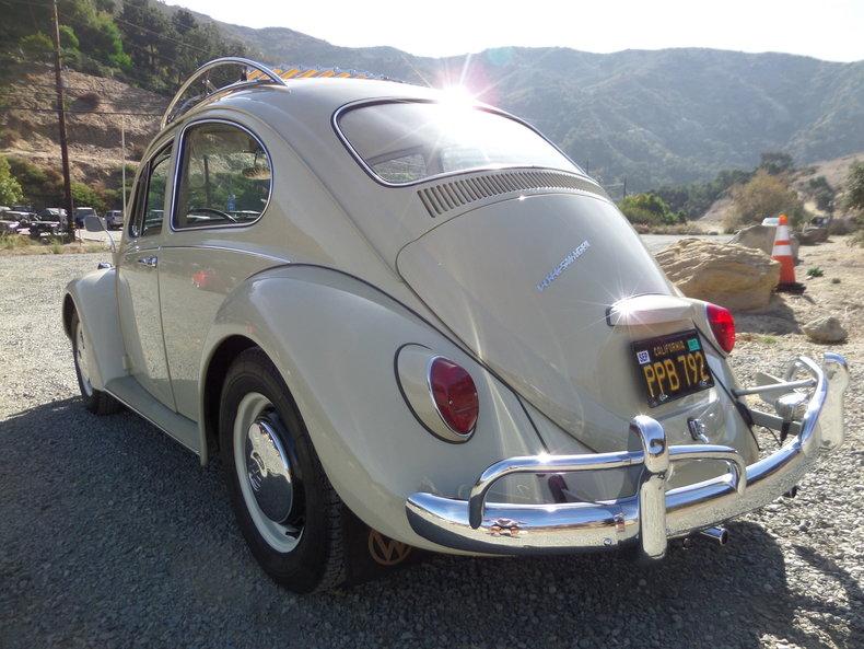 1967 volkswagen beetle for sale 74278 mcg for Garage volkswagen flers