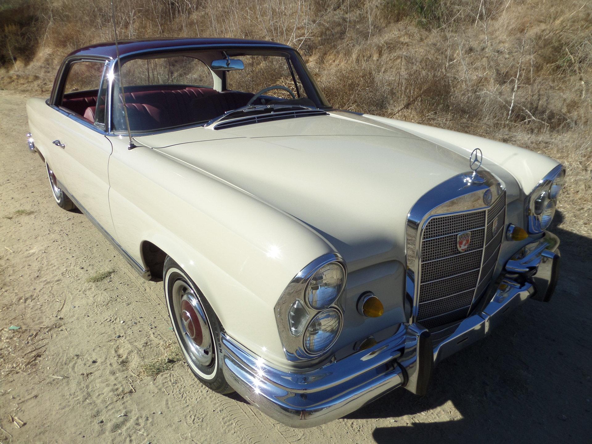 6657b2a2c5c2 hd 1966 mercedes benz 220se