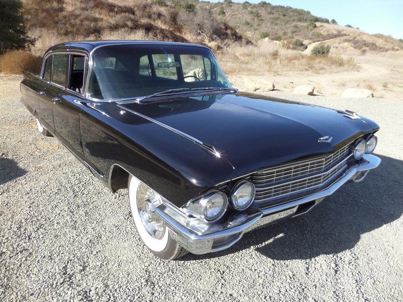 1962 Cadillac Presidential