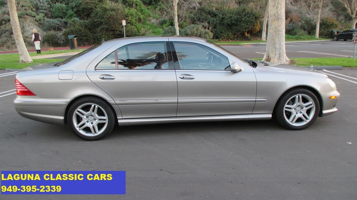 2006 mercedes benz s500 s class for sale 79649 mcg. Black Bedroom Furniture Sets. Home Design Ideas