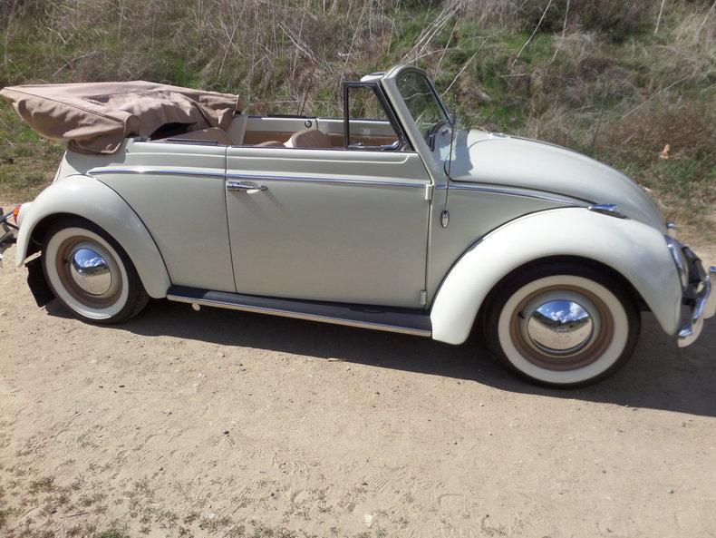 1964 Volkswagen Type 1 Beetle