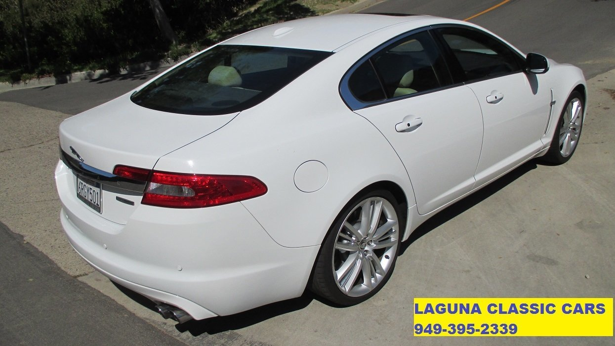 review news jaguar xf supercharged lg