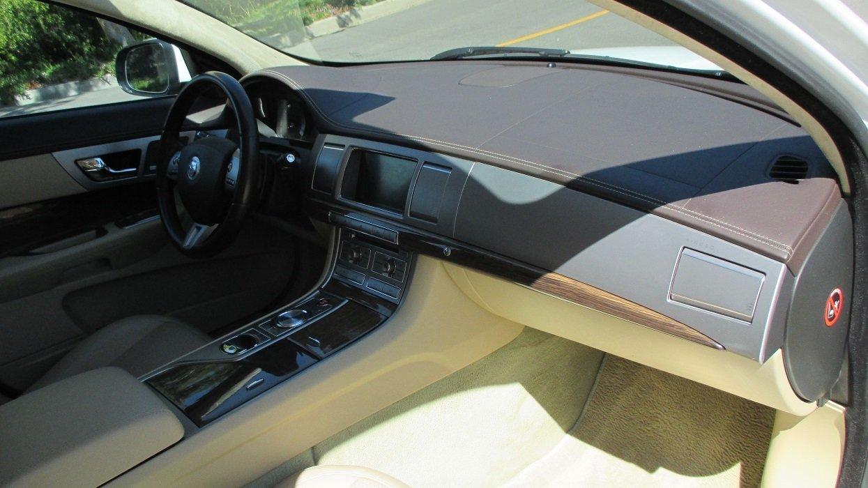 ... 2011 Jaguar XF SUPERCHARGED ...