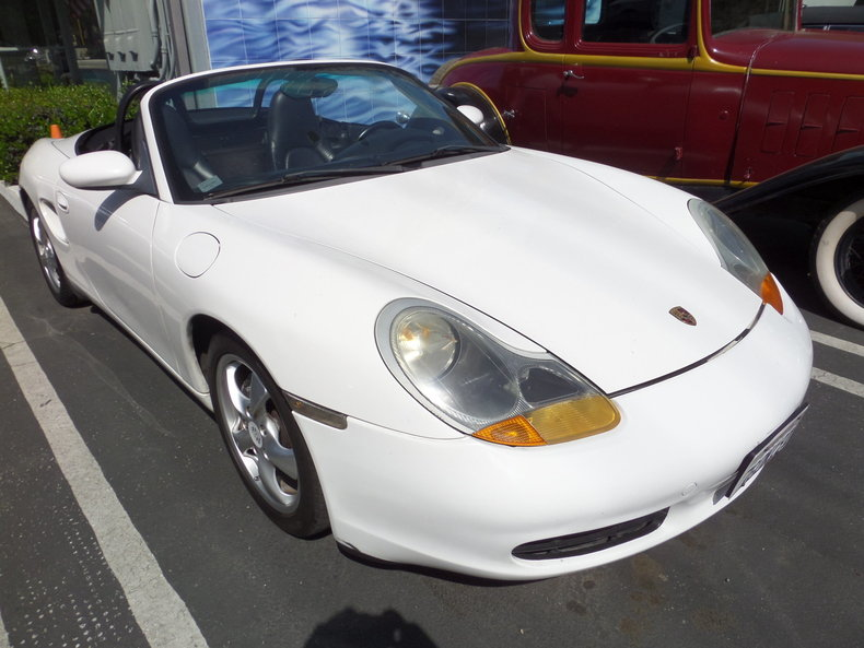 2002 porsche boxster | laguna classic cars & automotive art
