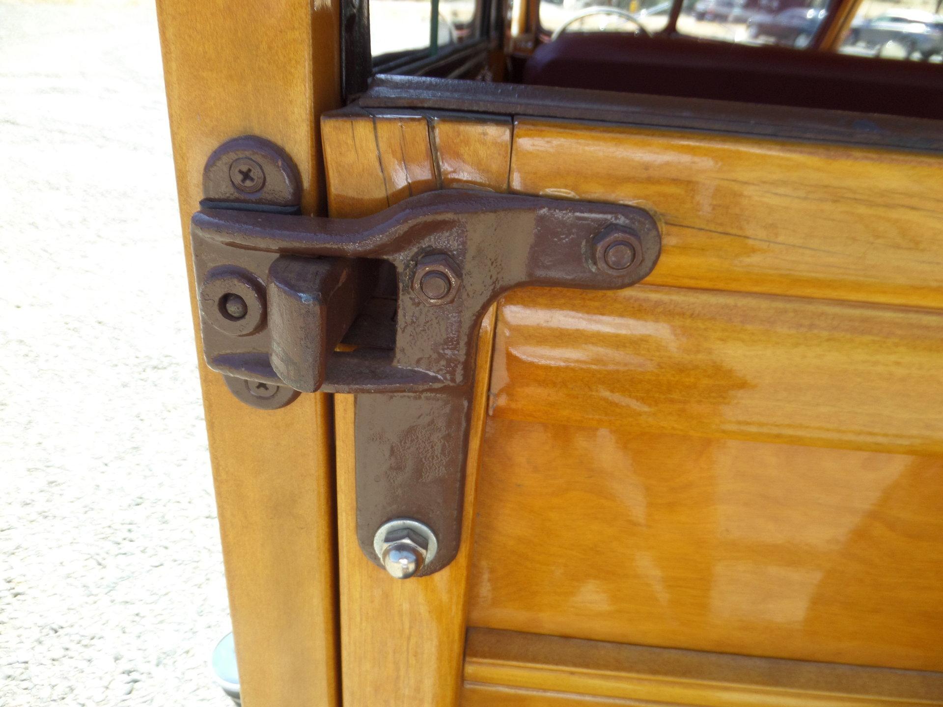 1937 Ford Woody Wagon Model 48 Berlin Motors Rear Wiring Harness For Sale