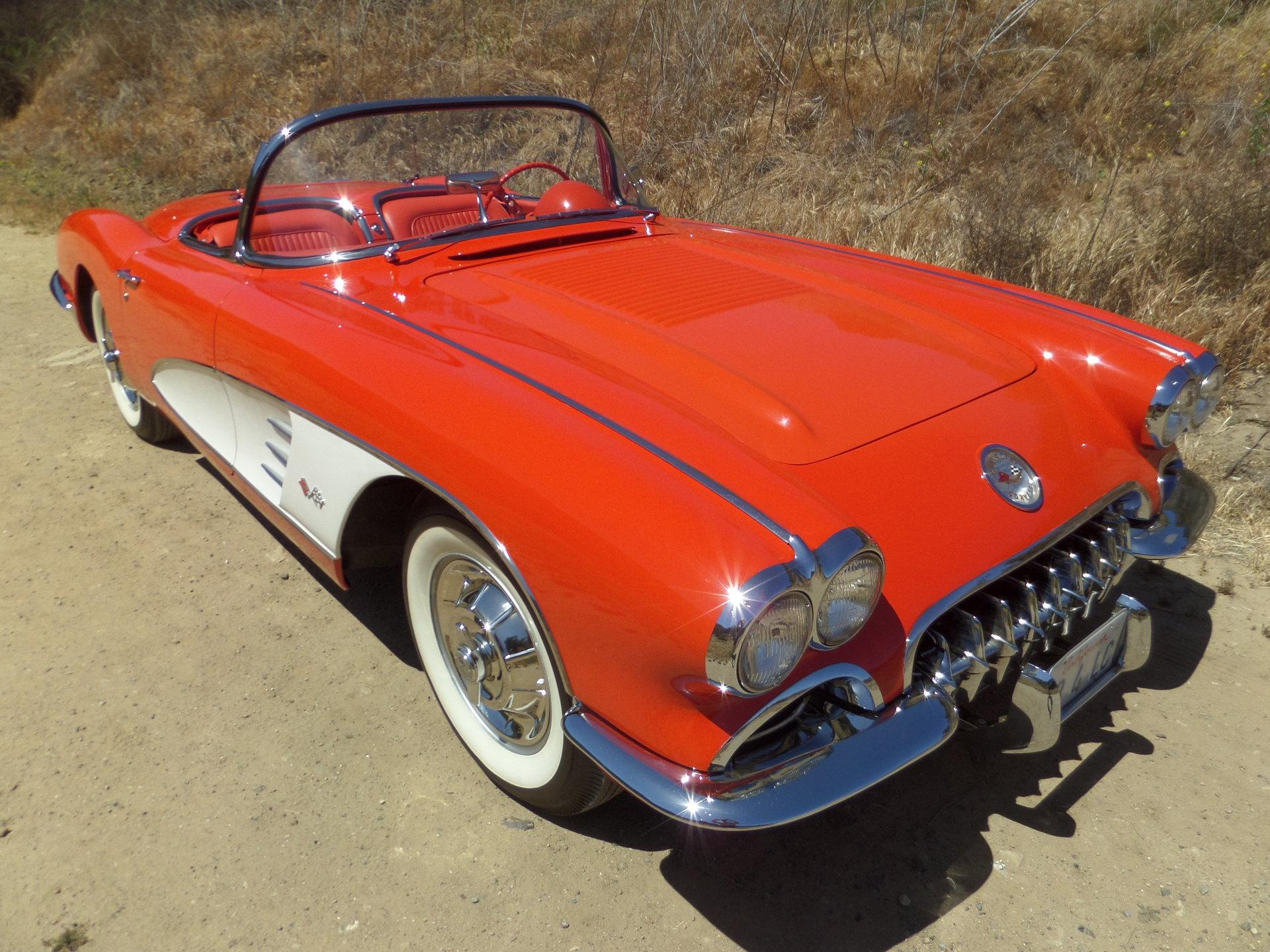 836832e39d9c hd 1958 chevrolet corvette