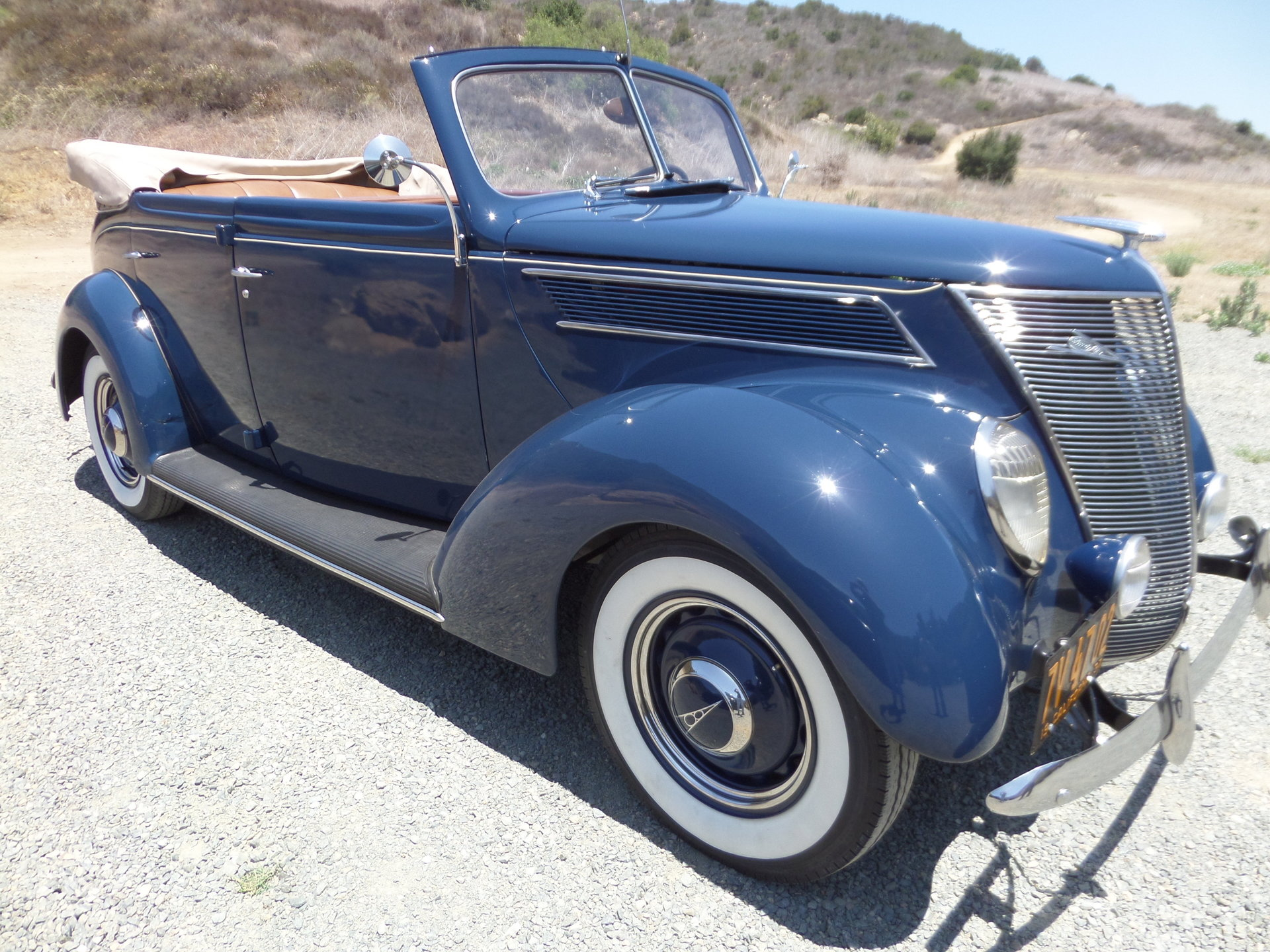 8665440d08c1 hd 1937 ford deluxe convertible sedan