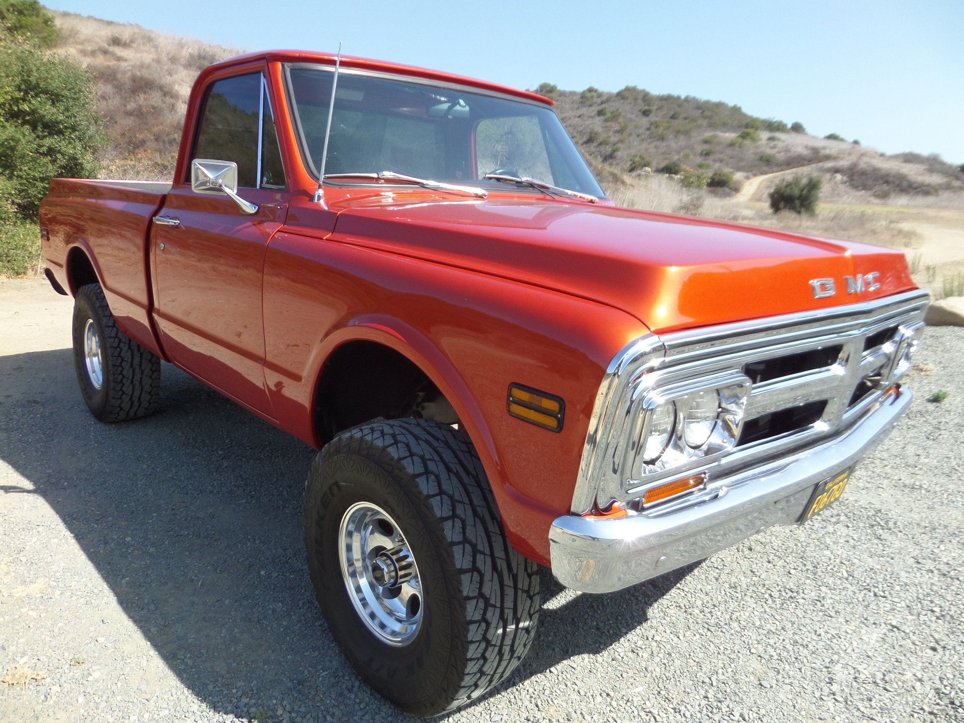 89891f56541e hd 1972 gmc 1 2 ton pickup