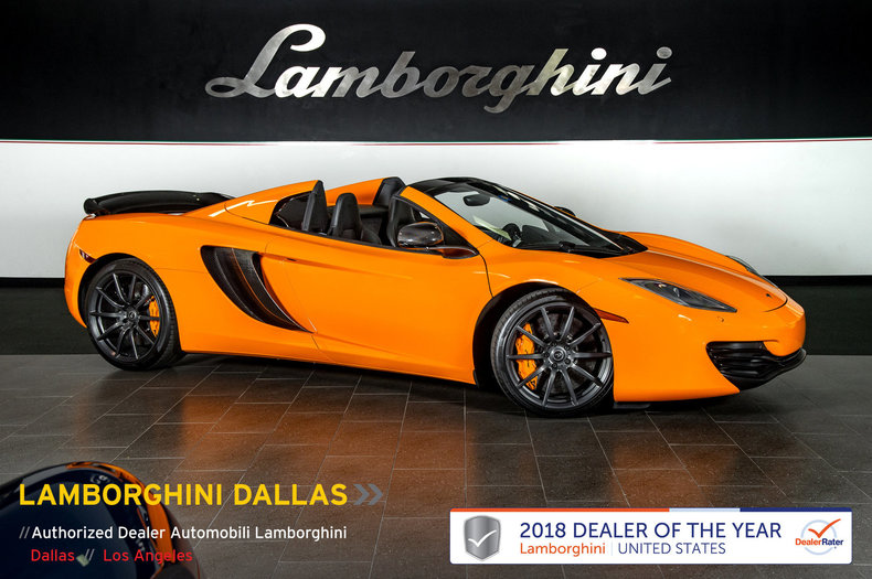 2014 McLaren MP4-12C Spider | eBay