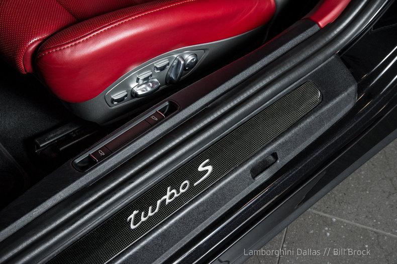 2014 Porsche 911 Turbo S - Lamborghini Dallas