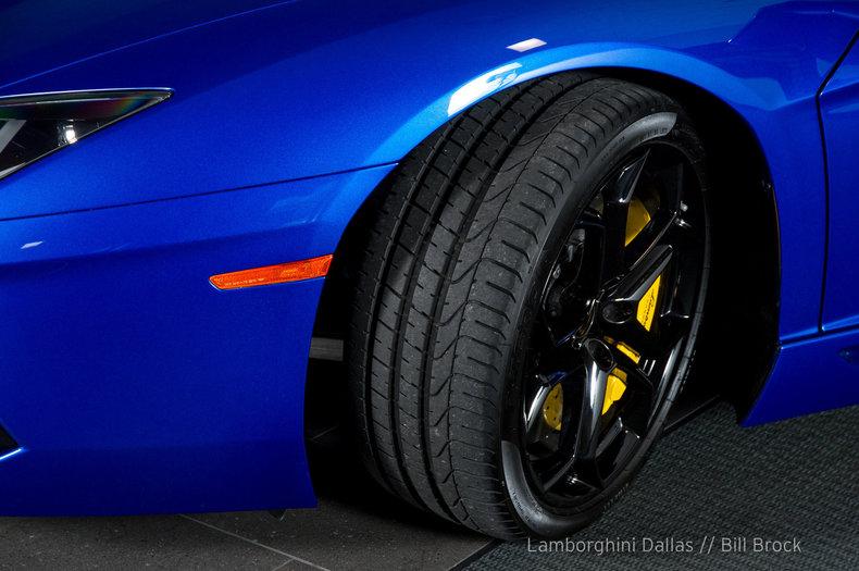 2013 Lamborghini Aventador LP 700-4 - Lamborghini Dallas
