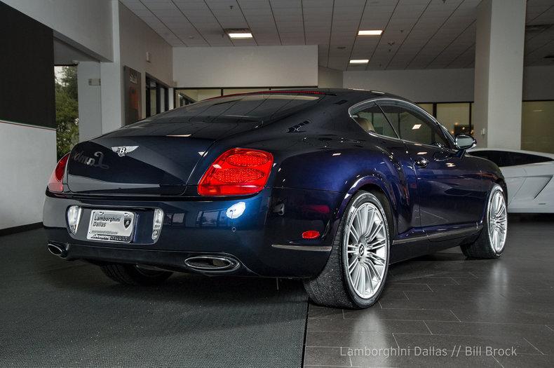 2008 Bentley Continental GT Speed - Lamborghini Dallas