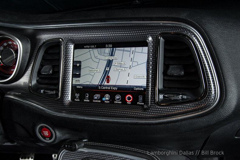 2016 Dodge Challenger SRT Hellcat - Lamborghini Dallas