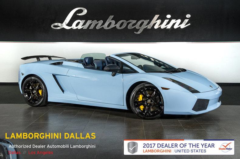 2006 Lamborghini Gallardo Spyder   Lamborghini Dallas