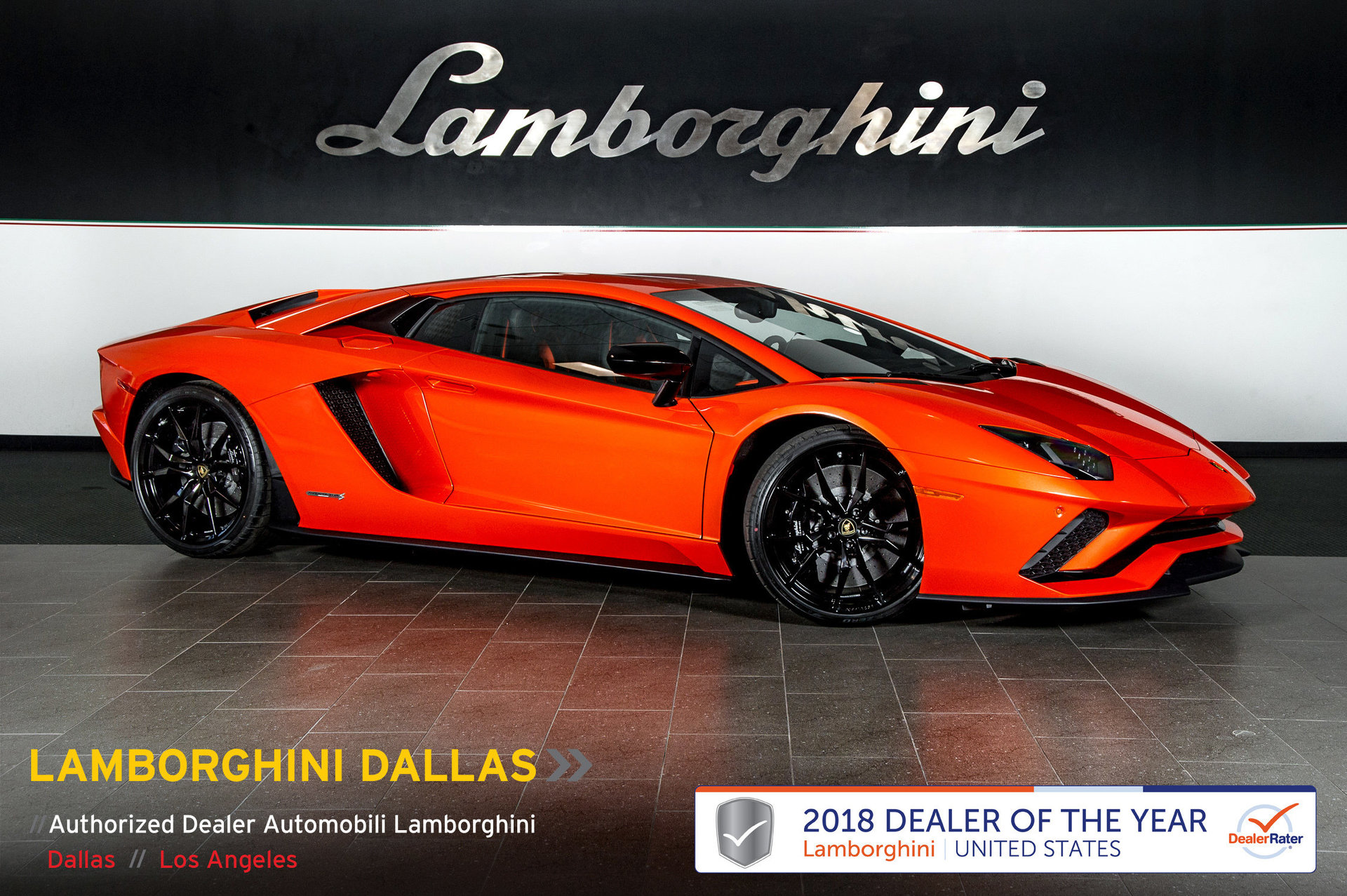 2018 Lamborghini Aventador S For Sale 78934 Mcg