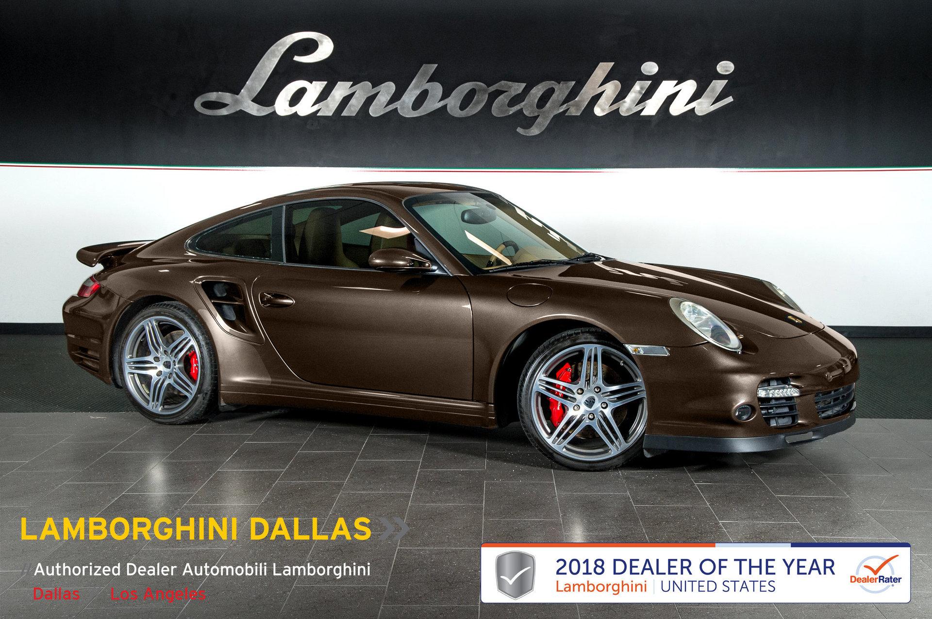 2008 Porsche 911 Turbo For Sale 81708 Mcg