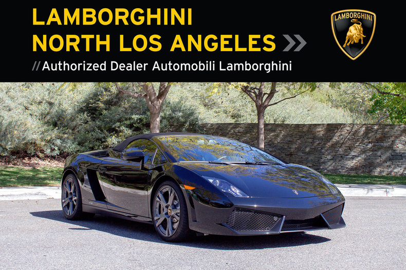 2014 2014 Lamborghini Gallardo LP550 2 Spyder For Sale