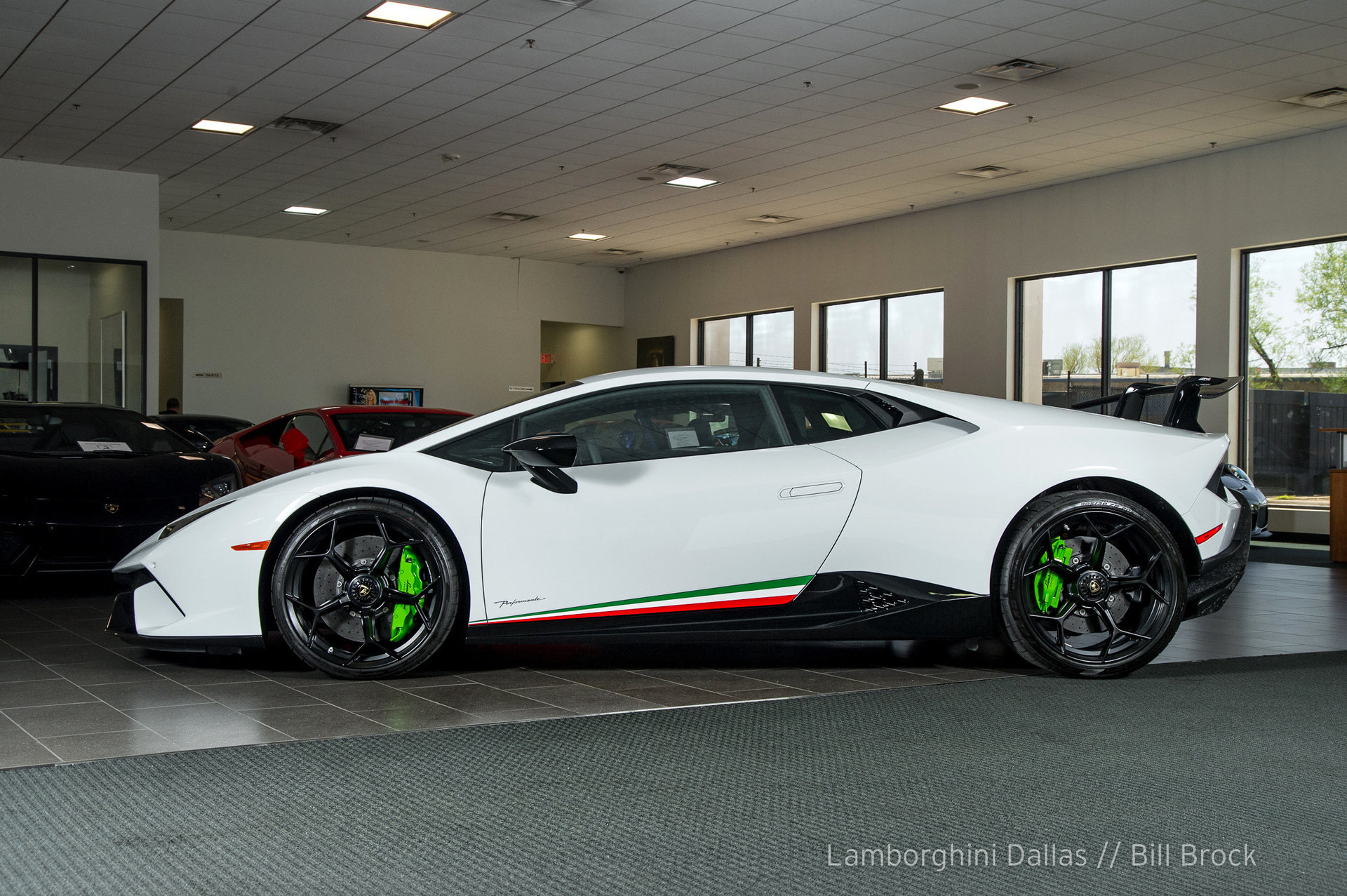 2018 Lamborghini Huracan Performante For Sale 86526 Mcg