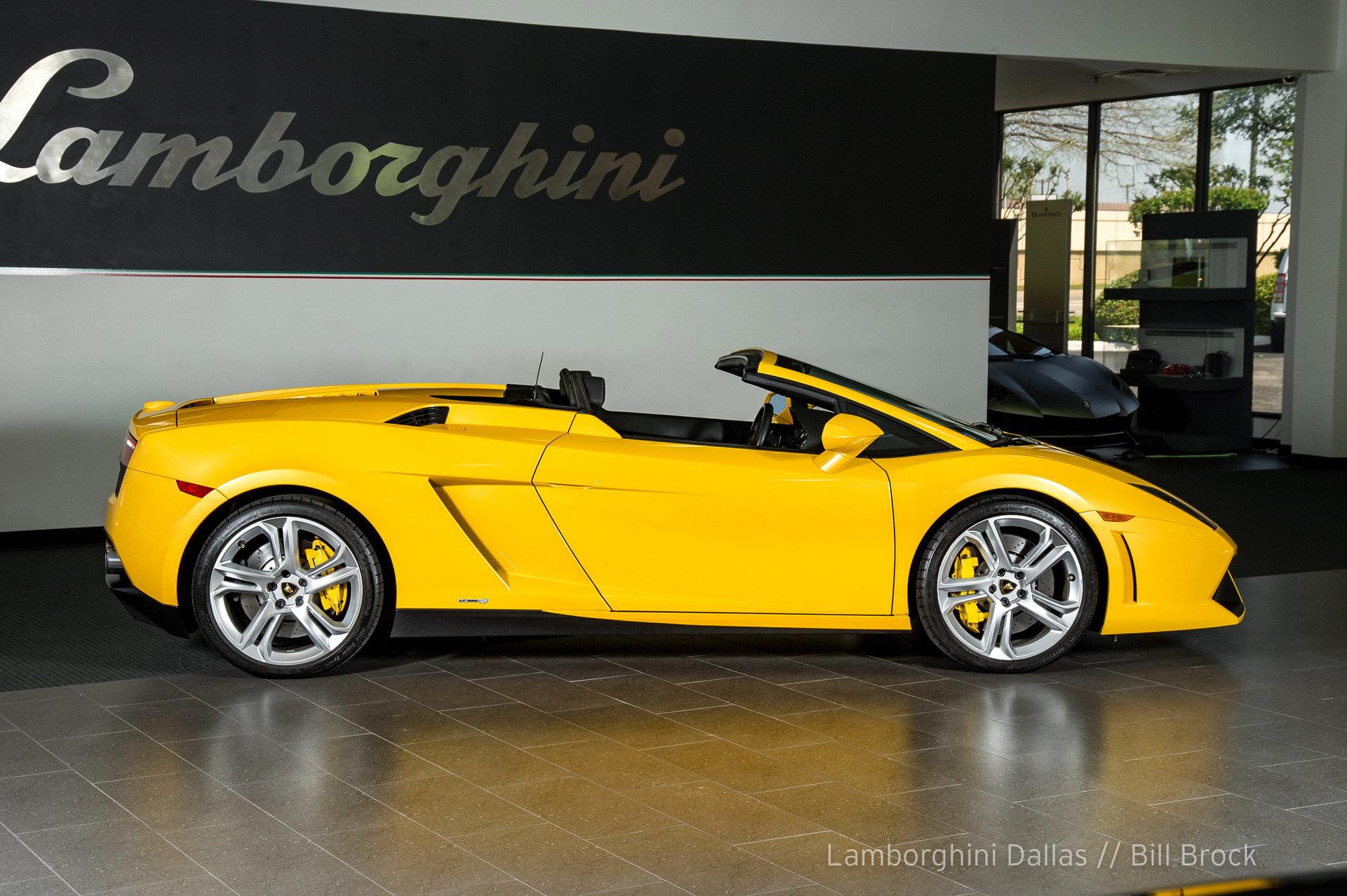 ... 2013 2013 Lamborghini Gallardo LP550 2 Spyder For Sale ...