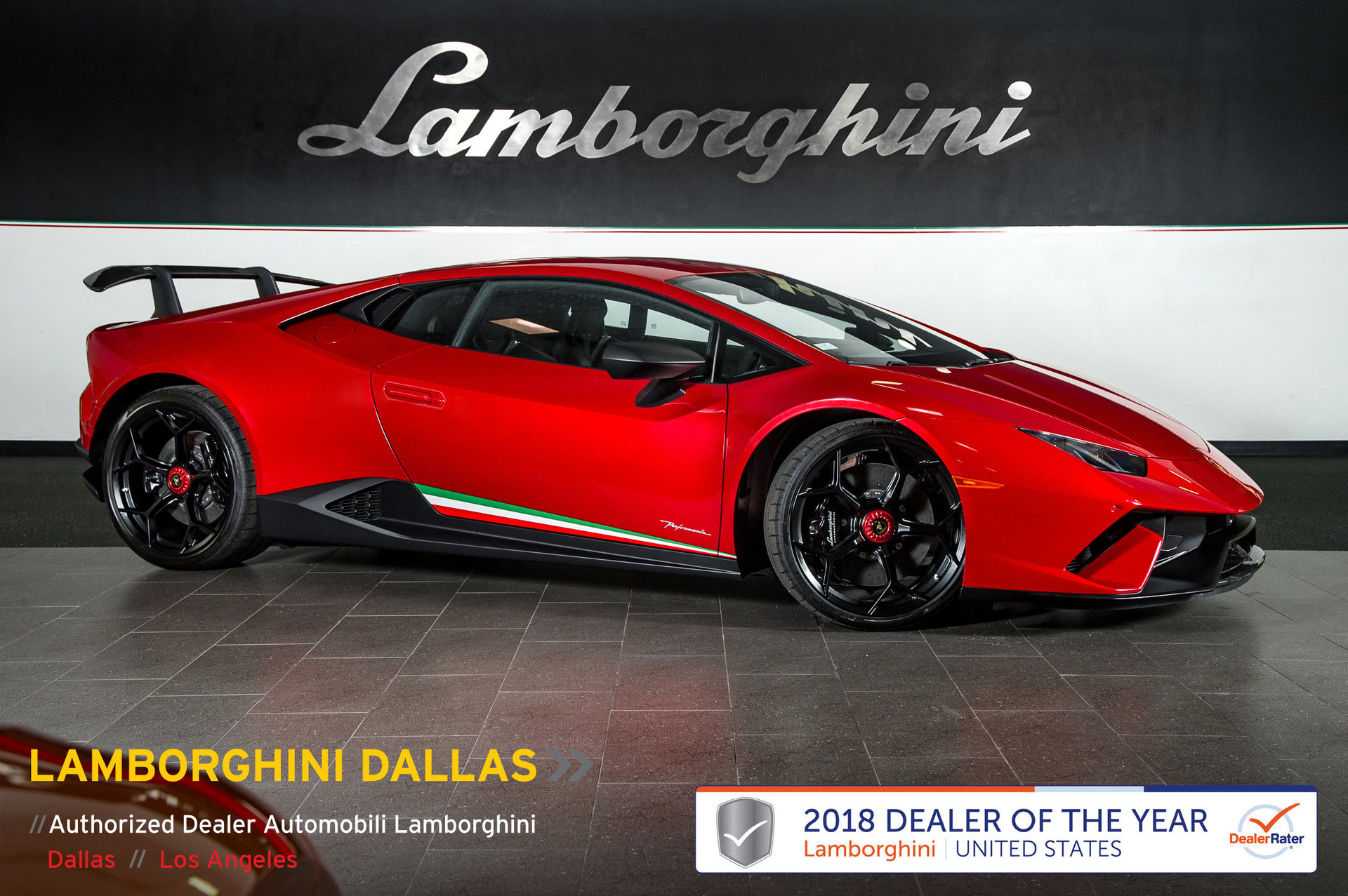 2018 Lamborghini Huracan Performante For Sale 101847 Mcg