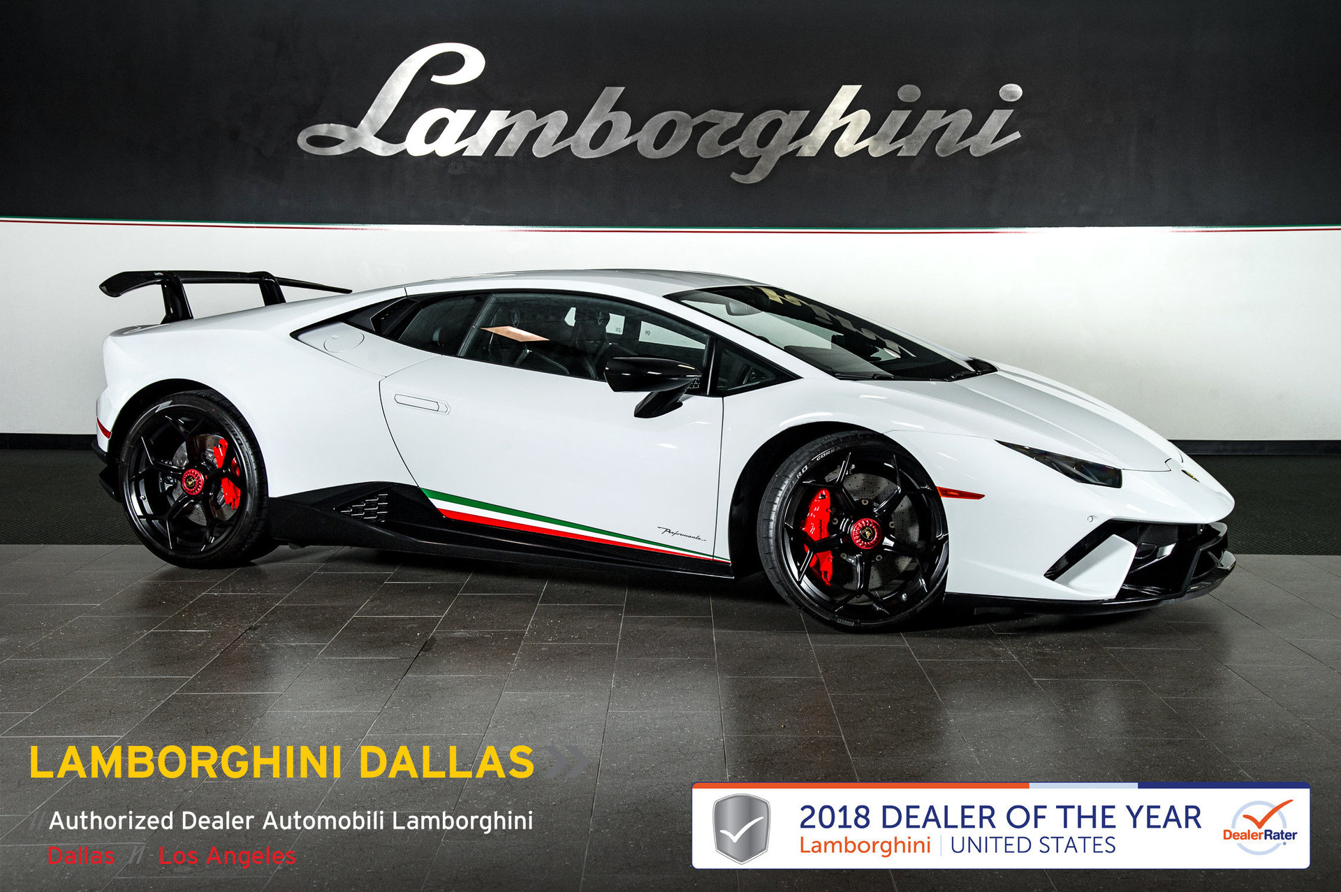 2018 Lamborghini Huracan Performante For Sale 100809 Mcg