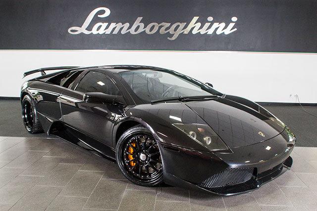 2008 Lamborghini Murcielago Lp 640 Coupe Ebay