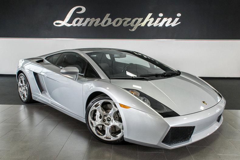 2004 2004 Lamborghini Gallardo For Sale
