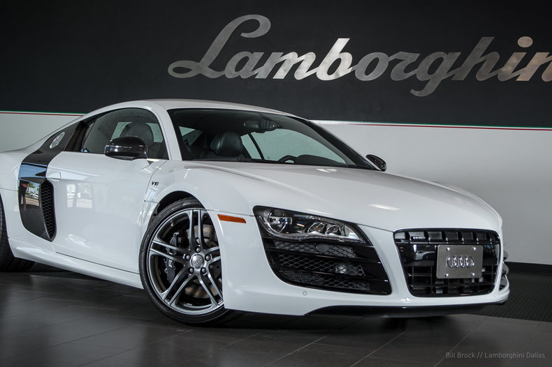 2012 2012 Audi R8 For Sale