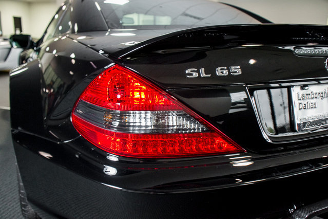 2009 2009 Mercedes-Benz SL65 For Sale