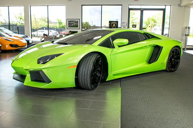 2012 2012 Lamborghini Aventador For Sale