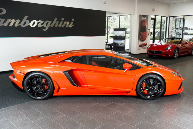2012 Lamborghini Aventador Lp 700 4 For Sale 102390 Mcg