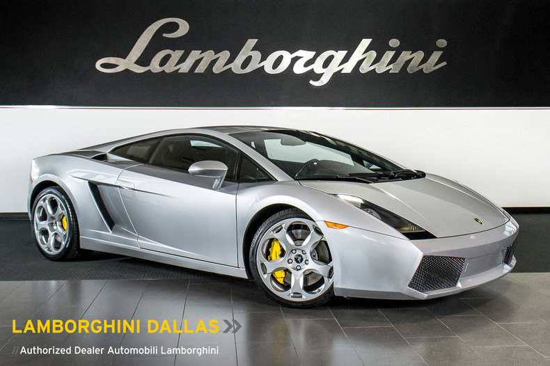 2004 lamborghini gallardo coupe for sale 21341 mcg. Black Bedroom Furniture Sets. Home Design Ideas