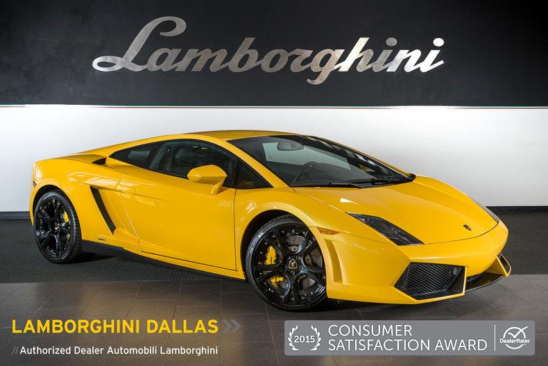 2013 Lamborghini Gallardo LP550-2 - Lamborghini Dallas
